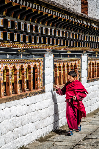 On A Spiritual Walk