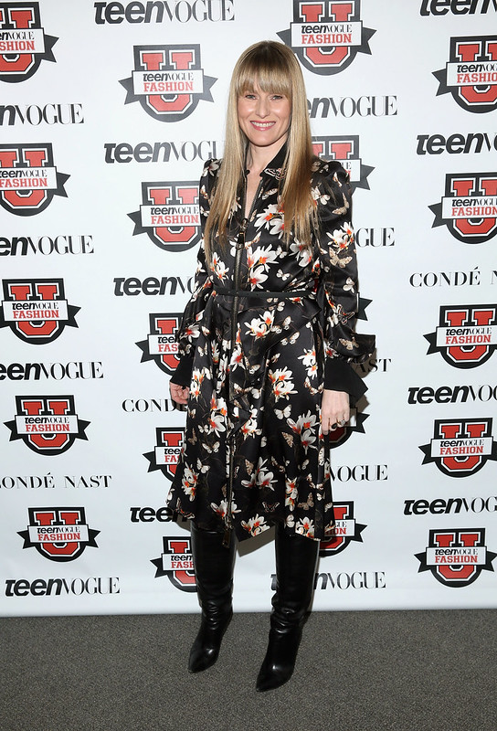 New york ny march 14 editor in chief of teen vogue amy astley