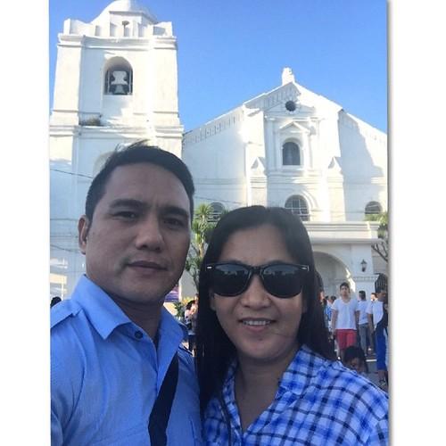 6th... Our Lady of Guadalupe Shrine Pagsanjan, Laguna  #VisitaIglesia2015 #JeffElaine2015 #Holyweek2015 #GoodFriday #LifeIsBeautiful