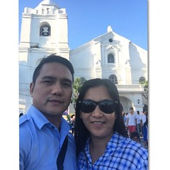 6th... Our Lady of Guadalupe Shrine Pagsanjan, Laguna  #VisitaIglesia2015 #JeffElaine2015 #Holyweek2015 #GoodFriday #LifeIsBeautiful