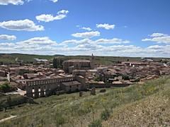 Berlanga de Duero, Spain, from castle slopes (Paul McClure DC) Tags: españa architecture spain historic castile castillayleón berlangadeduero june2014
