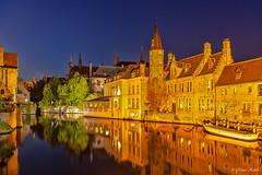 Brügge - 02101140 (Klaus Kehrls) Tags: wonderful architektur städte belgien brügge nachtaufnahmen betterthangood