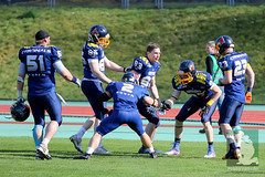 "RFL15 Assindia Cardinals vs. Bonn GameCocks 12.04.2015 099.jpg • <a style=""font-size:0.8em;"" href=""http://www.flickr.com/photos/64442770@N03/16939748059/"" target=""_blank"">View on Flickr</a>"