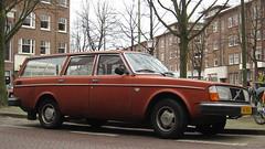 1977 Volvo 245 DL 2.1 (rvandermaar) Tags: volvo estate 21 1977 import dl 240 volvo240 245 volvo245 sidecode3 41yb81