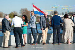 LeFormidable_A23_6966 (Dutch Design Photography) Tags: voyage party water boot mark reis event le breda maiden eerste netwerk zakelijk doop schip rivier varen formidable wethouder evenement koningsdag