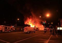 2am fire (Vancouver DES) (fotoeins) Tags: morning canada vancouver canon fire britishcolumbia 6d vancouverpolice vpd canonef24105mmf4lisusm henrylee eos6d vfrs fotoeins vancouverfireandrescueservices henrylflee fotoeinscom