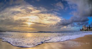 Sunrise Saturday 2nd May 2015