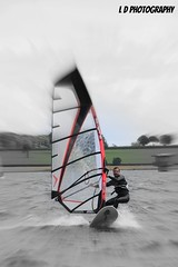 IMG_0768 copy (lesleydoubleday) Tags: rutland rutlandwater windsurfers