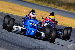 2016 07 28 (barry.bradley22) Tags: eastlondongrandprixcircuit eastlondon motorsport motorracing barrybradley barrybradleyphotography msa southafrica formula1600duratec formulaford mygale 2016 ford formula singleseater extremefestival grandprixcircuit 23 duratec andrewschofield blue nikon sigma d7100 150600 150600mm sport sa barry photography