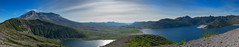 St Helens and Spirit Lake (bcdixit) Tags: washington state cascades d750 washingtonstate hdr sthelens cascaderange mountsainthelens spiritlake windyridgeviewpoint nikond750