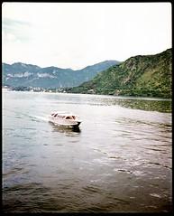 Villa del Balbianello, Lenno, Italy (Dan.Arad) Tags: plaubel makina 670 fujifilm provia 100f tetenal e6