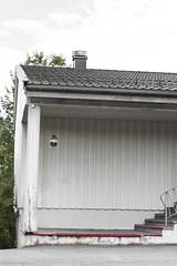 IMG_8353 (Siw Linda) Tags: summer nature outdoors grainy building grain school old windows tree dark moody