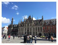 Plaza del mercado (carmen.gb) Tags: brujas brugge bruges brugse brgger belgium belgique flemish flandes flandria