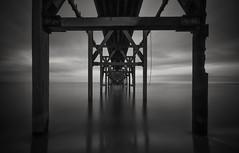 Frames (Captain Nikon) Tags: steetleypier hartlepool countydurham northsea longexposure moody monochrome nikond7000 frames sigma1020mm
