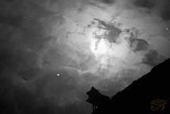 sens dessus dessous... (Myhoruseye) Tags: sens dessus dessous nuage soleil ciel perdu du nivernais jonction nevers upside down cloud sun sky lost canal