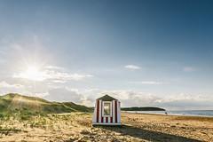 Beautiful North Rustico (Bust it Away Photography) Tags: ocean travel blue sunset sea canada beach landscape sand nikon outdoor dream sunny calm holydays vsco bustitawayphotography princeedwardislande
