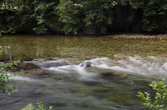 Tomando velocidad (Fernando F. Fernandez) Tags: espaa europa asturias principadodeasturias cangasdeonis nikon naturaleza nature pausado riosella rio river outdoor airelibre paisaje landscape
