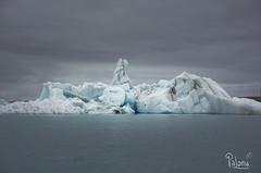 isla de hielo (palomaesains) Tags: hielo agua lago paisage