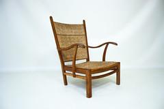 Fifties oak easy chair (Hedenverleden.nl) Tags: dutch vintage chair interior retro groningen interiordesign industrialdesign easychair midcenturymodern midcentury mcm dutchdesign vintagefurniture vintagedesign midcenturydesign hedenverleden hedenverledennl