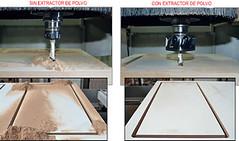 EJEMPLO-DE-TRABAJO-EXTRACTOR-DE-POLVO-KINETIC (tecnocorte1) Tags: turbina extractor extracxtordepolvo turbinakinetic extractorcmt