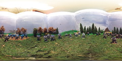 warhammer miniatures (ThisIsMeInVR.com) Tags: samsung 360 virtual reality ricoh vr oculus spherical 360vr