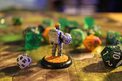 Gamma World Miniatures (Dixie-Dellamorto) Tags: gamma world dungeons dragons dd straight vhs rpg role playing game dice figures miniatures