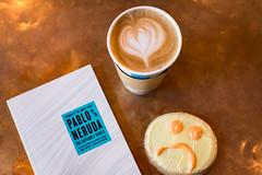monday (jojoannabanana) Tags: urban coffee book poetry cookie heart rochester latte pabloneruda javascafe 3662016