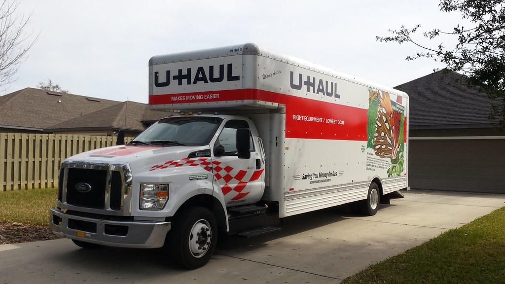 Ford F650 Super Truck >> The World's Best Photos of ford and uhaul - Flickr Hive Mind