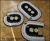 20160721_144402 (Artesanato com amor by Lu Guimaraes) Tags: crochê barbante jogo de banheiro flor tapete decoração artesanato