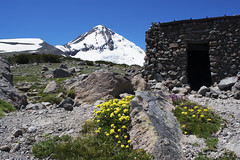 Hiker's Shelter on Cooper Spur (spollock61) Tags: cooperspurhike oregon mthood highevlevation nikon nature outdoors beauty summer thepacificnorthwest
