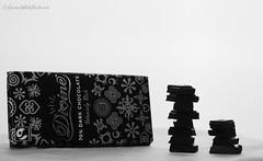 divine chocolate (sure2talk) Tags: divinechocolate darkchocolate divine adinkrasymbols symbols traditional wisdom 7daysofshooting week2 iconsandsymbols blackandwhitewednesday