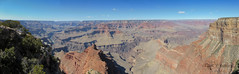 Grand Canyon (East Western) Tags: park arizona panorama river landscape spring colorado south deep grand az canyon national rim 2014
