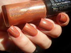 Risqu - Terra + Hits - Demter (Barbara Nichols (Babi)) Tags: terra risqu hits hitsspecialitt hologrfico holo holografia mo mos unhas nails orange orangenailpolish laranja