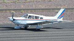 Piper PA-28-180 Cherokee 180 N15378 (ChrisK48) Tags: 1973 cherokee180 n15378 pa28 piperpa28180 aircraft airplane dvt kdvt phoenixdeervalleyairport phoenixaz