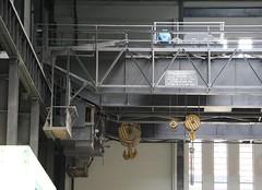Scenes from Tate Modern IV (Michael@H) Tags: tatemodern southwark southbank gantrycrane turbinehall banksidepowerstation