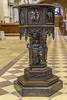 Baptismal Font (dietmar-schwanitz) Tags: taufbecken font baptismalfont wittenberg schlosskirche castlechurch karlfriedrichschinkel kirche church nikond750 nikonafsnikkor24120mmf40ged lightroom dietmarschwanitz