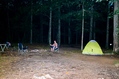 Greenridge (7-29_31-16)-004 (nickatkins) Tags: outdoors nature camping night nighttime nightphotography nightshooting nightshot nighttimephotography nightsky longexposure astronomy astrophotography milkyway milkywaygalaxy stars stateforest greenridge greenridgestateforest country backcountry