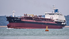Chemical Tanker (jANgsg) Tags: ship tanker chemical singapore sea vessel