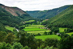 Wales at it's Best (Nikki & Tom) Tags: devilsbridgerailway hills woods valleys forest wales uk