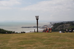 Beacon (My photos live here) Tags: beacon hastings east sussex england grass cliffs tops english channel sea canon eos 1000d