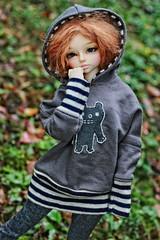 Cassady (PuffsxPlus) Tags: bjd ball jointed doll minifee mnf fairyland modded ryeon msd