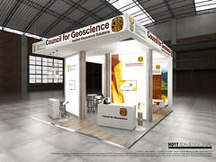 Geoscience_custom-stand_HOTT3D_Geological-Congress_9 (HOTT3D Exhibition Stands - Cape Town) Tags: idc2016 councilforgeoscience cticc dmr departmentmineralresources pavilion peninsula cutomexhibit bespoke exhibit design booth expodisplay timberbooth ducosprayed spraypainted bulkhead rigging ledsign timberfloor raisedplatform novilon conference confex delegates meetings reception informationkiosk lounge backlitgraphics fabricprinting tensionedfabricprinting ledscreens cnccutlogo diecutvinyl eventprofs sketchup vray photoshop capetown southafrica hott3d