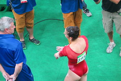 IMG_2352 (Mud Boy) Tags: brazil rio riodejaneiro rio2016 gymnasticsartisticwomensindividualallaroundfinalga011 gymnasticsartisticwomensindividualallaroundfinal ga011 olympics rioolympics2016 rioolympics olympics2016 2016summerolympics jogosolmpicosdeverode2016 gamesofthexxxiolympiad olympicgames thebarraolympicparkbrazilianportugueseparqueolmpicodabarraisaclusterofninesportingvenuesinbarradatijucainthewestzoneofriodejaneirobrazilthatwillbeusedforthe2016summerolympics parqueolmpicodabarra barraolympicpark barradatijuca gymnastics rioolympicarenagymnastics rioolympicarena alyraisman teamusa favorite rio2016favorite facebookalbum rio2016facebookalbum riofacebookalbum riofavorite braziltrip brazilvacationwithjoyce southamerica