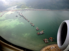 Bridge constructions (MelindaChan^^) Tags: mongolia  chanmelmel mel melinda melindachan travel h