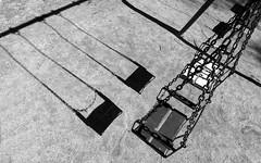 Juntos a la par (Sebas Fonseca) Tags: a6000 sony play urban shadow light bnw white black argentina buenosaires sebafonseca