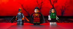 [DC Rebirth] Red Dawn (Jonathan Wong Photography) Tags: kenan kong dc rebirth red dawn deathstroke jessica cruz green lantern comics china shanghai new superman the terminator power ring justice league lego custom superheroes minifigures purist figbarf