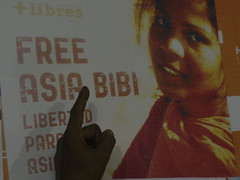 Final hearing for Christian woman facing execution for blasphemy in Pakistan: Asia Bibi has been awaiting execution since 2010 following a row in her village over a water bowl (karo4greatness) Tags: lahore punjabprovince pakistan pak