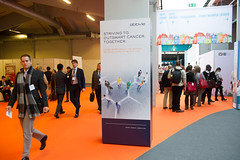 advertisment_announcers 010 (European Society for Medical Oncology) Tags: esmo esmo16 day3 advertising billboards