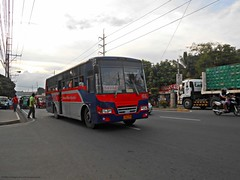 Davao Metro Shuttle 166 (Monkey D. Luffy 2) Tags: mindanao bus philbes photography philippine philippines enthusiasts society