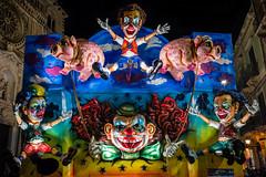 Carnevale di Acireale 2015 - 22 (Viaggiatore Fantasma Summer Tour 2016 - CH-LI-AT) Tags: leica italien carnival italy town italia rangefinder stadt carro sicily float fasching carneval sicilia karneval citt fastnacht m9 acireale sizilien telemetro messsucher festwagen